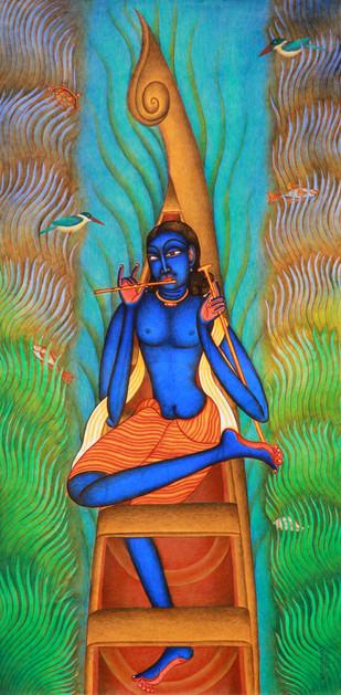 Vallappattu Artwork By Suresh Muthukulam