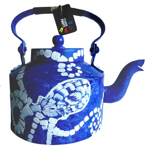Limited Edition kettle- Octopus Serveware By Pyjama Party Studio