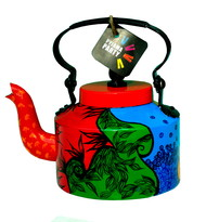 Limited Edition kettle- Pretty lil thing Serveware By Pyjama Party Studio