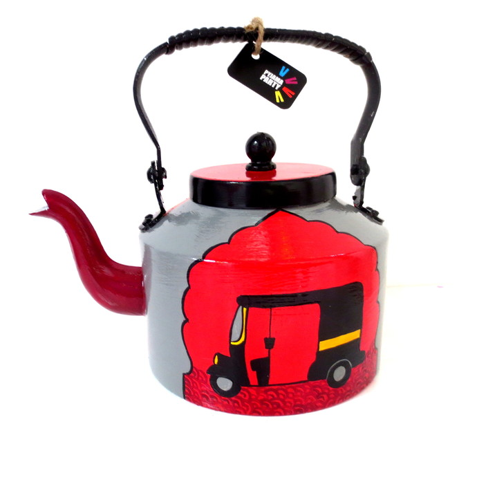 Limited Edition kettle- Rickshaw Serveware By Pyjama Party Studio
