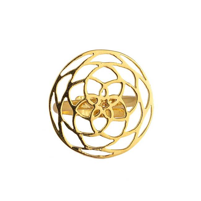 Path of Venus Ring by Eina Ahluwalia, Contemporary Ring