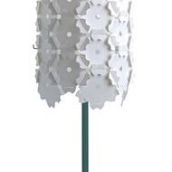 Amaltas table lamp blue