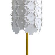 Amaltas table lamp yellow