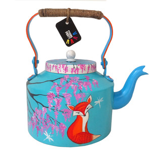 Limited Edition kettle- You foxy lil thing! Serveware By Pyjama Party Studio