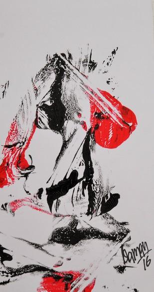 """Untitled Digital Print by V.V. Ramana """"Kiran"""" ,Abstract"""