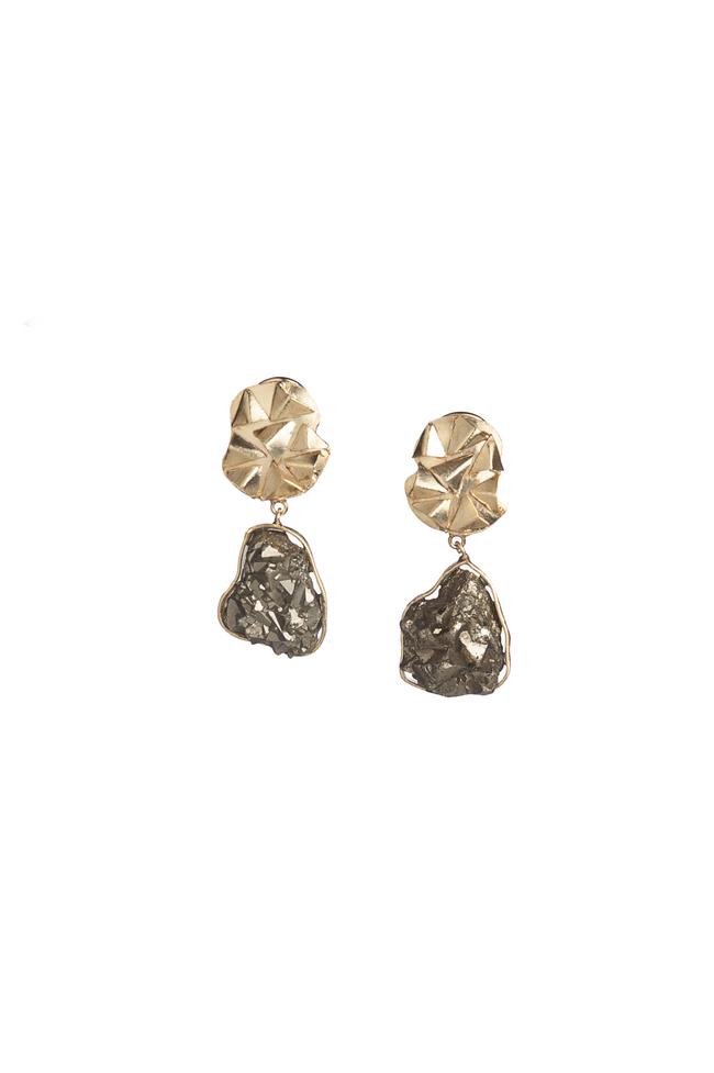 CELESTIAL ROCK by Vasundhara, Contemporary Earring