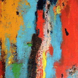 The Fall Digital Print by Shreya Shailee,Abstract