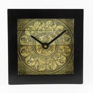 1. wall clocks patachitra palm leaf