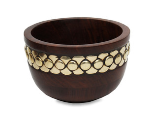 Riveted Small Bowl Bowl By Mudita Mull