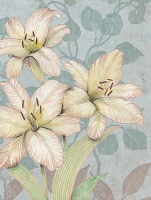 Trois Fleurs I Digital Print by OToole, Tim,Decorative