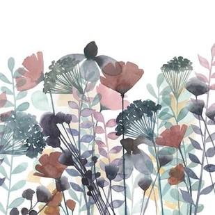 Winsome Flora I Digital Print by Popp, Grace,Impressionism