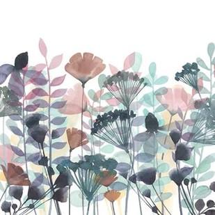 Winsome Flora II Digital Print by Popp, Grace,Impressionism