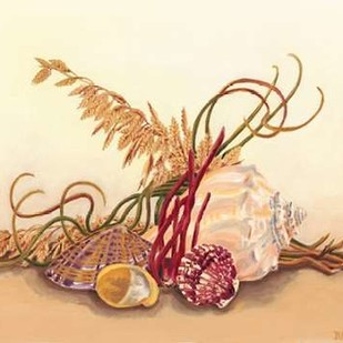 Sea Still Life II Digital Print by Miller, Dianne,Realism