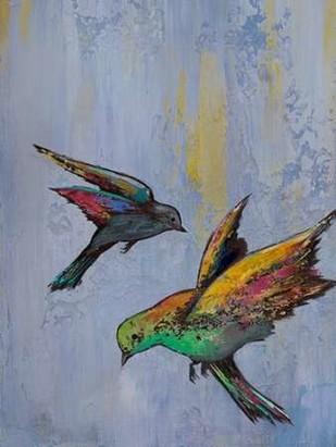 Bright Wings II Digital Print by Altug, Mehmet,Impressionism