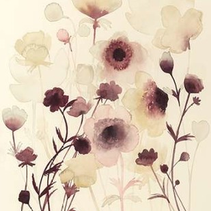 Anemone Haze I Digital Print by Popp, Grace,Decorative