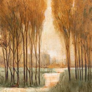 Golden Forest I Digital Print by OToole, Tim,Impressionism