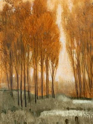Golden Forest II Digital Print by OToole, Tim,Realism