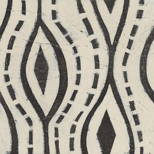 Tribal Patterns VIII Digital Print by Vess, June Erica,Abstract