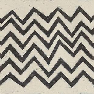 Tribal Patterns IX Digital Print by Vess, June Erica,Abstract