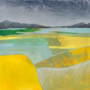Golden Valley I Digital Print by Popp, Grace,Impressionism