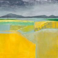 Golden Valley II Digital Print by Popp, Grace,Impressionism