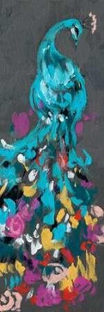 Flower Feathers I Digital Print by Goldberger, Jennifer,Expressionism