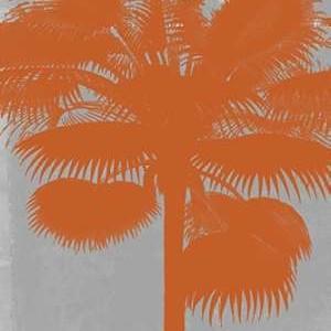 Chromatic Palms IV Digital Print by Goldberger, Jennifer,Decorative