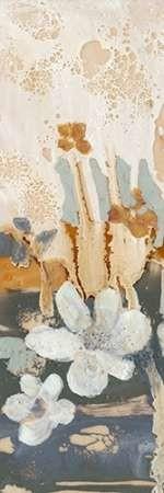 Drippy Flower Abstract I Digital Print by Goldberger, Jennifer,Abstract