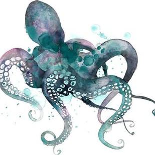 Tentacles I Digital Print by Popp, Grace,Decorative