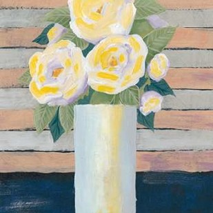 Wednesday Blooms I Digital Print by Popp, Grace,Impressionism