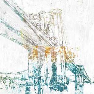 Crossing Over I Digital Print by Studio W,Impressionism