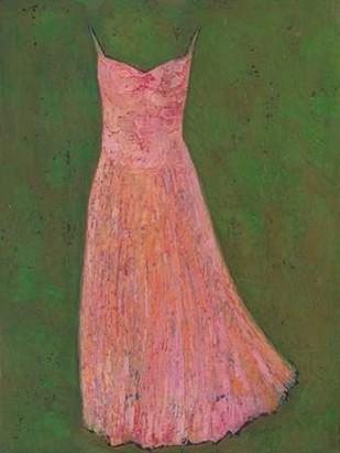 Dancing Dress II Digital Print by Altug, Mehmet,Impressionism
