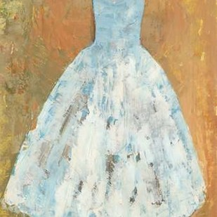 Ballerina Dress I Digital Print by Altug, Mehmet,Impressionism