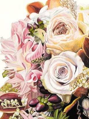 Spring Floral Bouquet I Digital Print by McCavitt, Naomi,Decorative