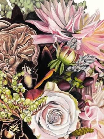 Spring Floral Bouquet II Digital Print by McCavitt, Naomi,Decorative