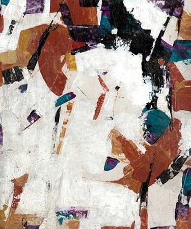 Puzzle IV Digital Print by OToole, Tim,Abstract