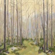 Delicate Forest I Digital Print by Meagher, Megan,Impressionism