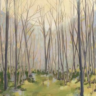 Delicate Forest II Digital Print by Meagher, Megan,Decorative