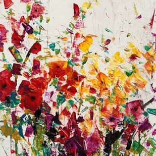 Wildflowers Blooming I Digital Print by OToole, Tim,Impressionism