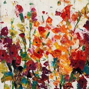 Wildflowers Blooming II Digital Print by OToole, Tim,Impressionism