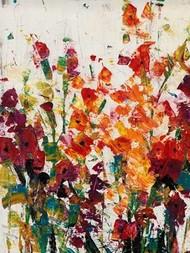 Wildflowers Blooming II Digital Print by OToole, Tim,Impressionism