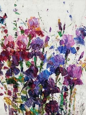 Iris Blooming I Digital Print by OToole, Tim,Impressionism