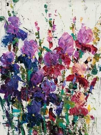 Iris Blooming II Digital Print by OToole, Tim,Impressionism