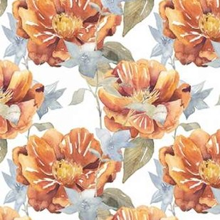 Ebbing Peonies I Digital Print by Popp, Grace,Decorative