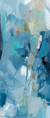 Summer Fields II Digital Print by Long, Christina,Abstract