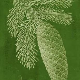 Modern Pine IV Digital Print by Vision Studio,Decorative