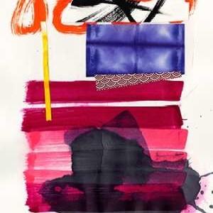 Haiku IV Digital Print by Fuchs, Jodi,Abstract