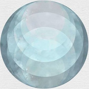 Day Circles Digital Print by McCavitt, Naomi,Geometrical
