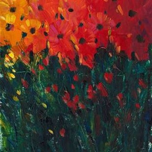 Color Spectrum Flowers I Digital Print by OToole, Tim,Impressionism