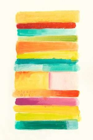 Layer Cake I Digital Print by Vess, June Erica,Abstract